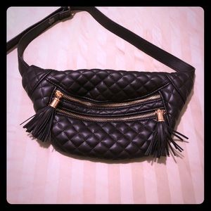 New quilted belt bag size s/m